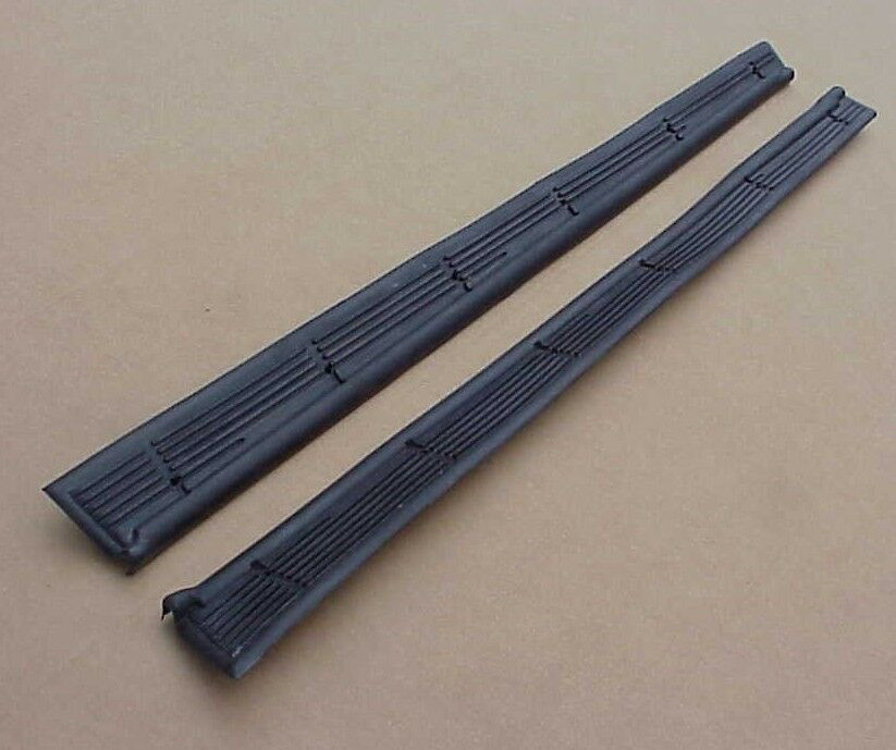 1949-1950 Plymouth 2 Door Rubber Sill Mats