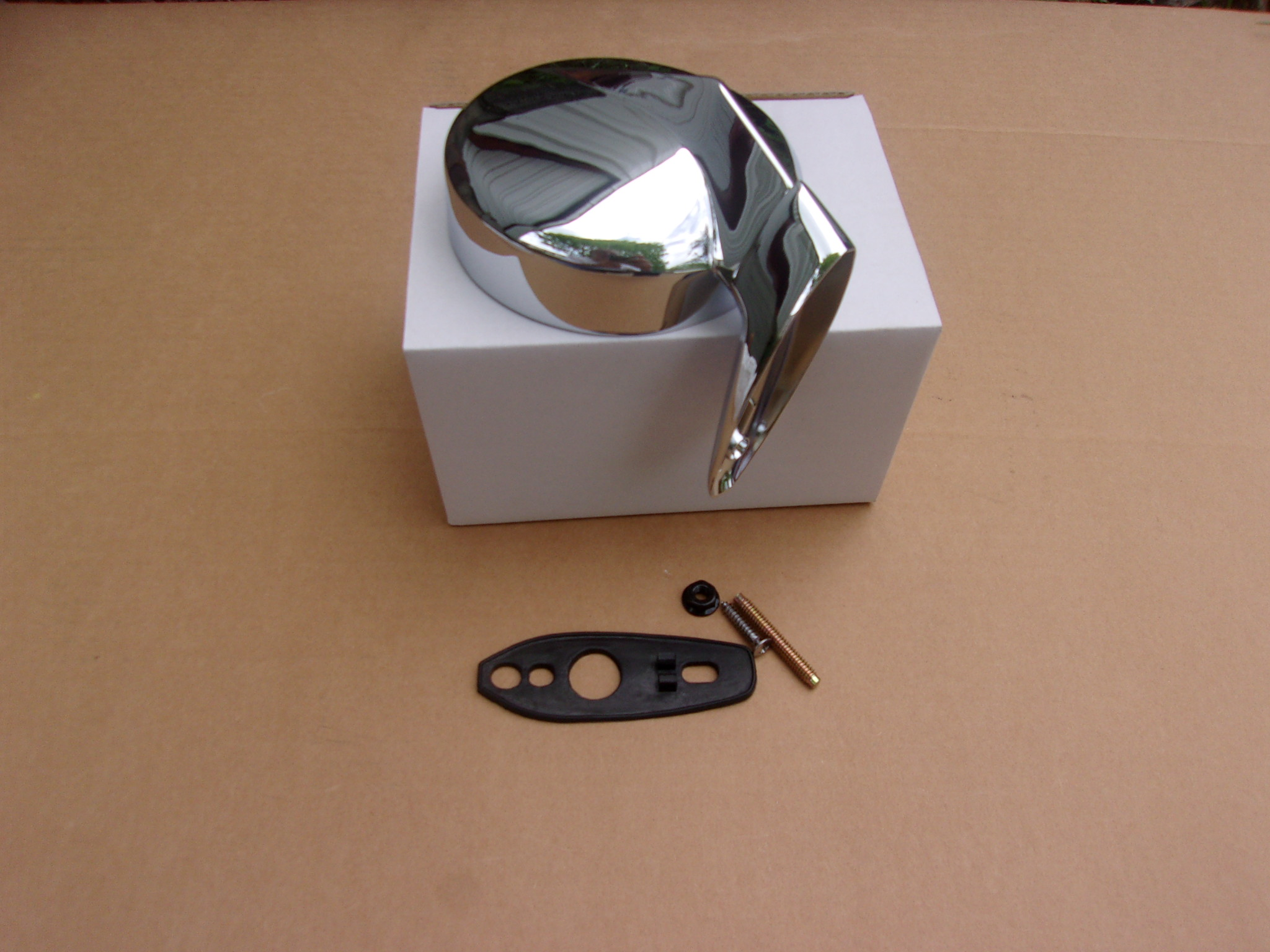 1964-76 A, B, C Body Right Hand Companion Mirror