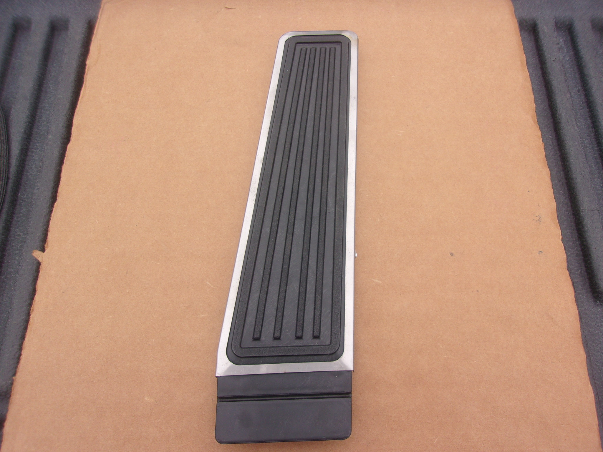 1972-80 Dodge Truck Gas Pedal W/Stainless Bezel