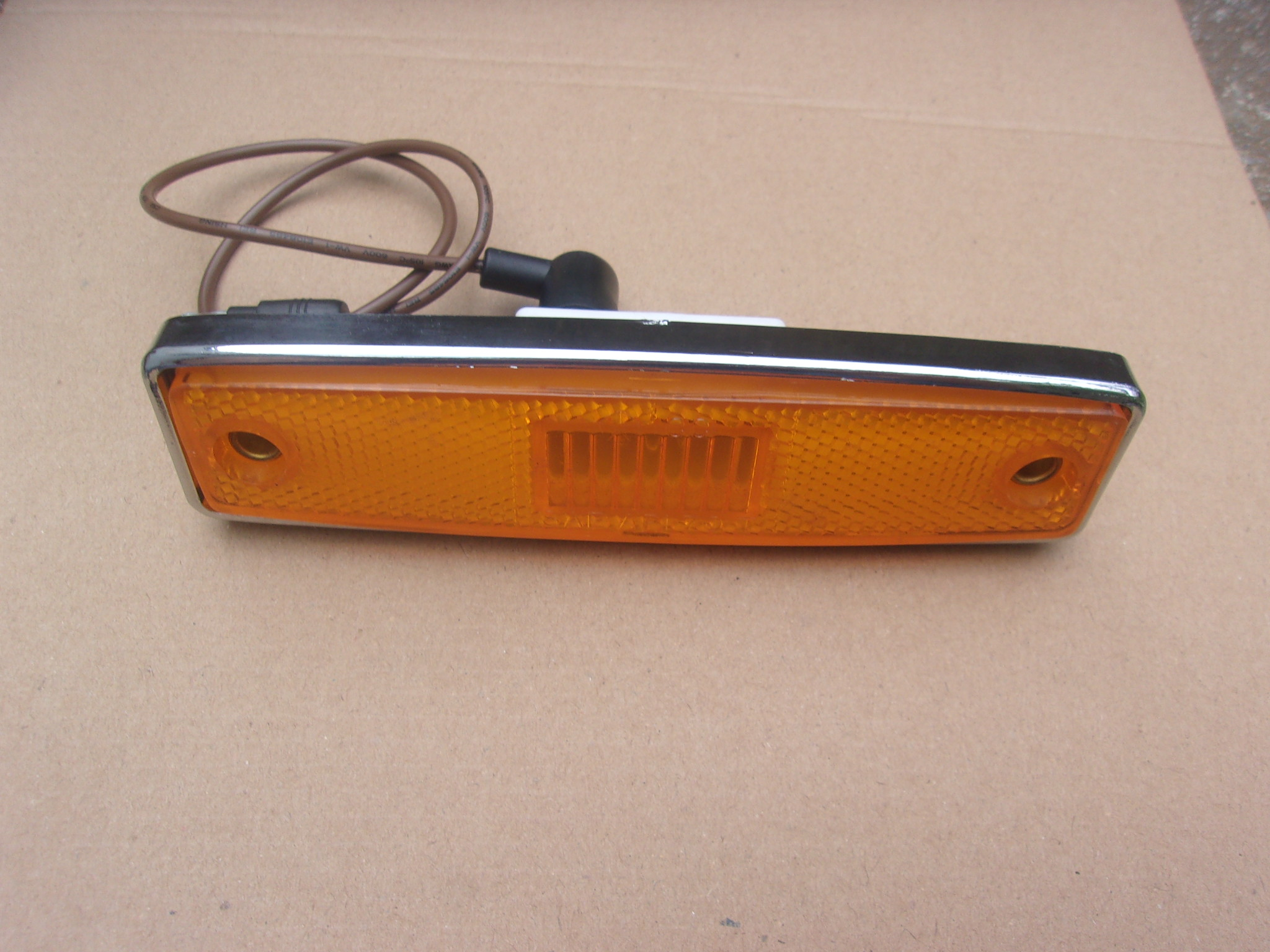 1970 Dodge Truck Front Side Marker Lamp